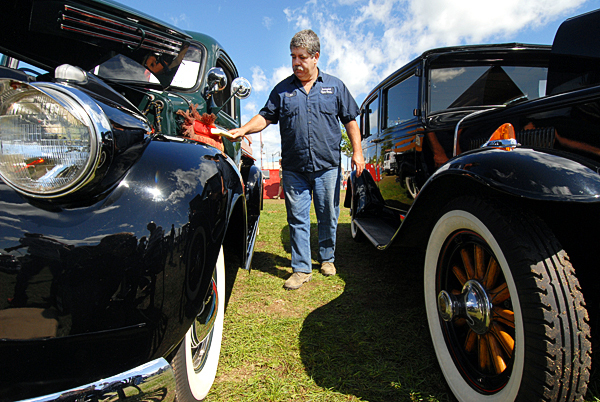 Bangor car show 'amazing' event