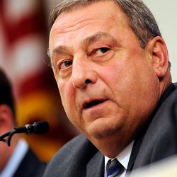 LePage uses line-item veto on general assistance budget item, Legislature may be forced to reconvene