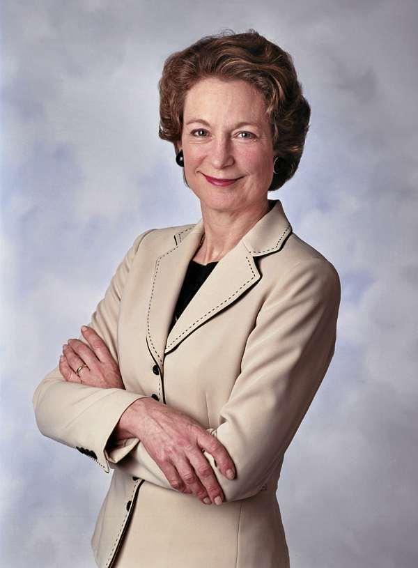 Susan Eisenhower. Harrison story HUSPEAKER914.