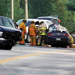 Family of three killed, man injured in Route 1A accident