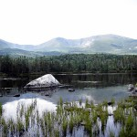 Favorite Places in Maine: Sandy Stream Pond, Baxter State Park