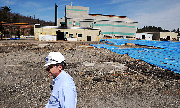 BEP begins deliberations on cleanup plan at HoltraChem site