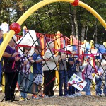 Family donates $10,000 for school playground