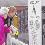 Hodgdon to dedicate veterans' monument