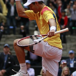 Czech Republic wins Davis Cup title 3-2 over Spain