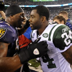 Jets' Revis, Patriots' Moss ready for next meeting
