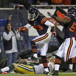 Bears' Hester wreaking havoc again
