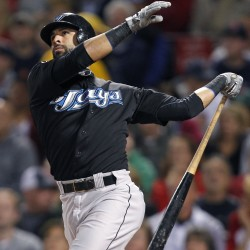 Bautista hits 48th HR, Blue Jays beat Red Sox 11-9