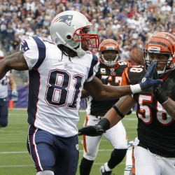 Loss of Moss a gain for Patriots