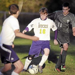 Yarmouth win over Ellsworth reiterates WM soccer domination in 'B'