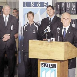 UMaine athletics to announce $5.5M donation from Alfond Foundation