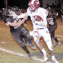 High school football playoffs kick off Friday
