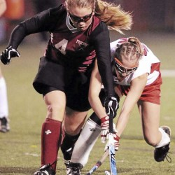 Lancaster's two goals lift Tigers