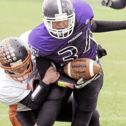 Stout defense leads Dexter football team past John Bapst