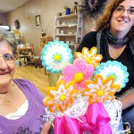 Glenburn woman designs tastefully arranged bouquets