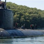 Maine shipyard welcomes USS Virginia