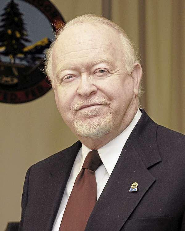 Hal Wheeler  (BANGOR DAILY NEWS PHOTO BY BOB DELONG) CAPTION  Hal Weeler, new Bangor City Counselor. DeLong Photo