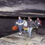 Rockland Breakwater Lighthouse burglarized
