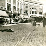 Brady Gang shootings mark 74th anniversary in downtown Bangor