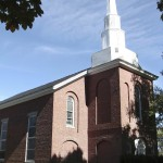A new lift at People's United Methodist Church in Union