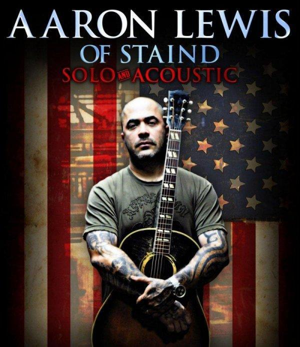 aaron lewis live and acoustic