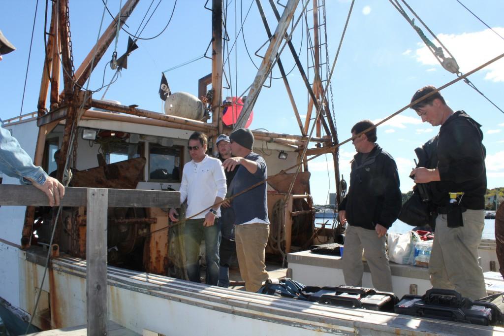 Kenny Chesney Boat Video