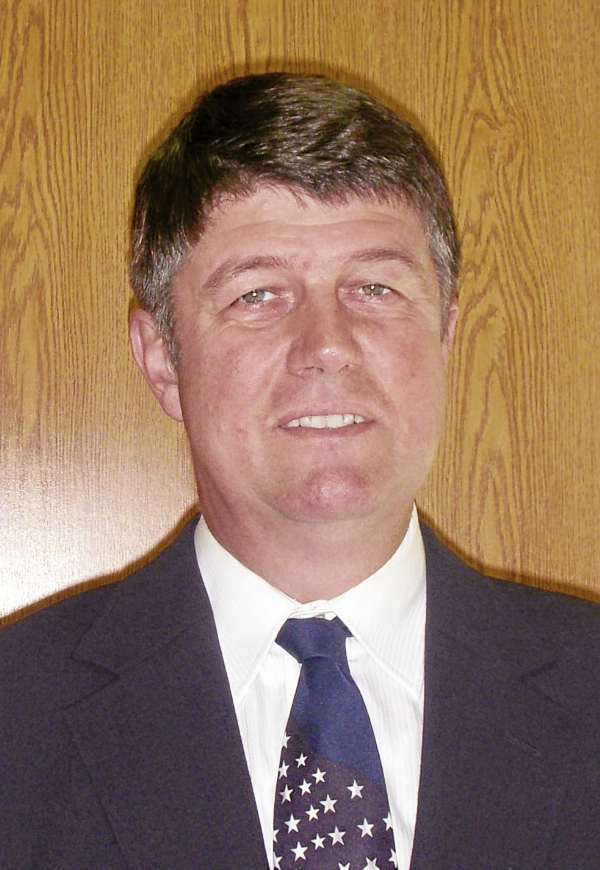 Dale Earle, Republican candidate for Washington County Sheriff.