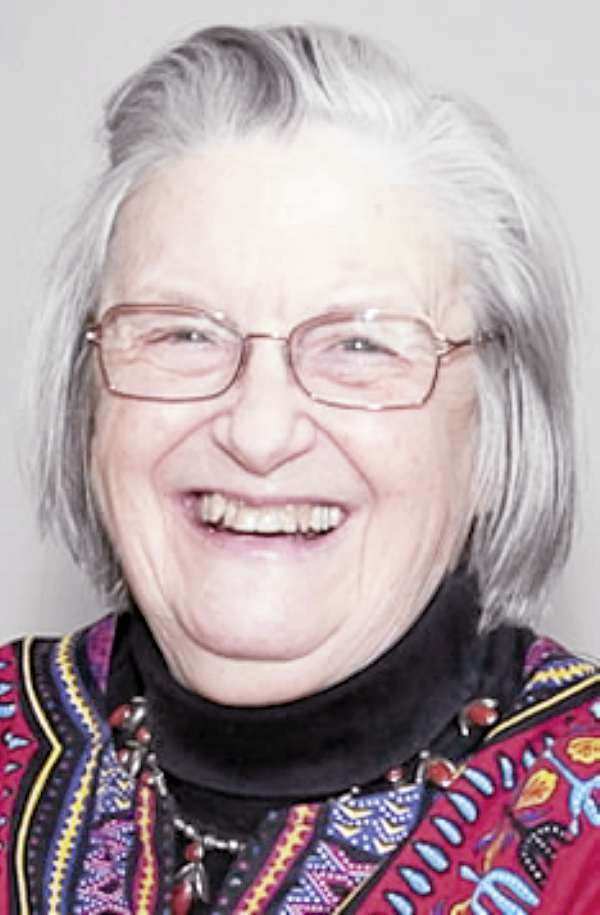 Prof. Elinor Ostrom, acclaimed scholar who will be guest at annual George Mitchell Lecture at UMaine on Oct. 21, 2010. (Photo courtesy of Indiana University/Ric Cradick)