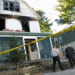 Trial likely in fire at Testa house on Mount Desert Island