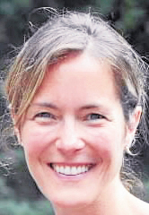 Mary Budd, Bangor City Council Candidate.