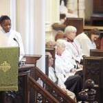 Seminarian from Haiti to preach in St. John's