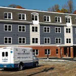 Bangor housing project gaining ground