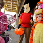 Children enjoy bounce houses, trick-or-treating at Bangor's Pumpkins in the Park