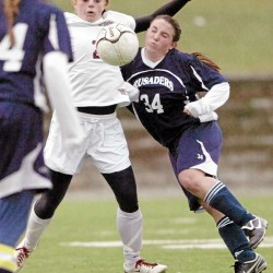 Van Buren girls soccer team upsets Washburn