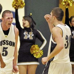 Husson men cruise past Gordon