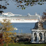 Bar Harbor saw record number of cruise ship visits this season