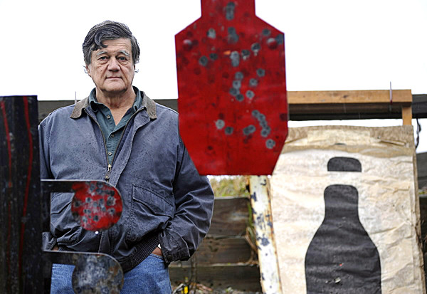(BANGOR DAILY NEWS PHOTO BY JOHN CLARKE RUSS)
