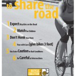 Making 'share the road' more than a slogan