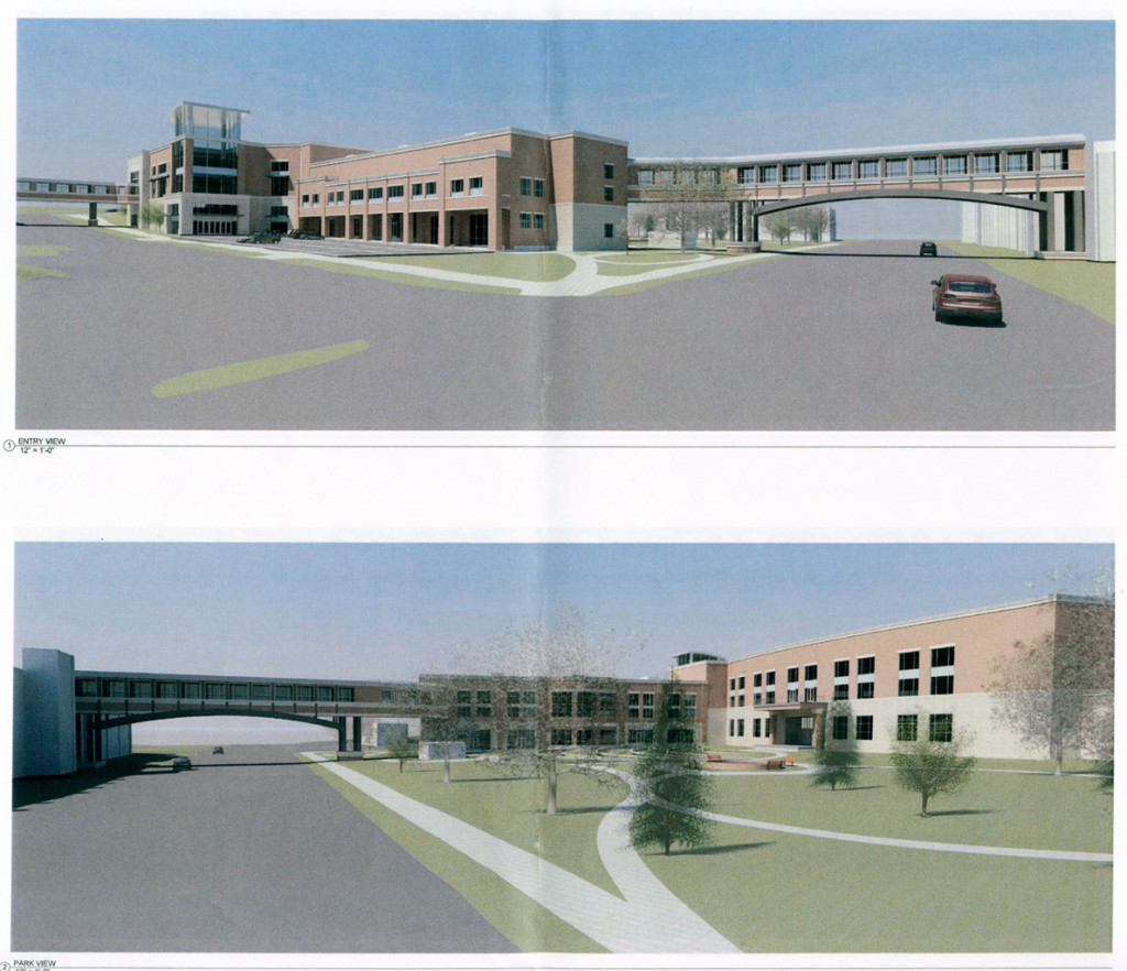 IMAGES COURTESY OF SINK COMBS DETHLEFS ARCHITECTS