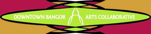 ARTWALKNOV2: Downtown Bangor Arts Collaborative logo.  (Image contributed by Liz Grandmaison)