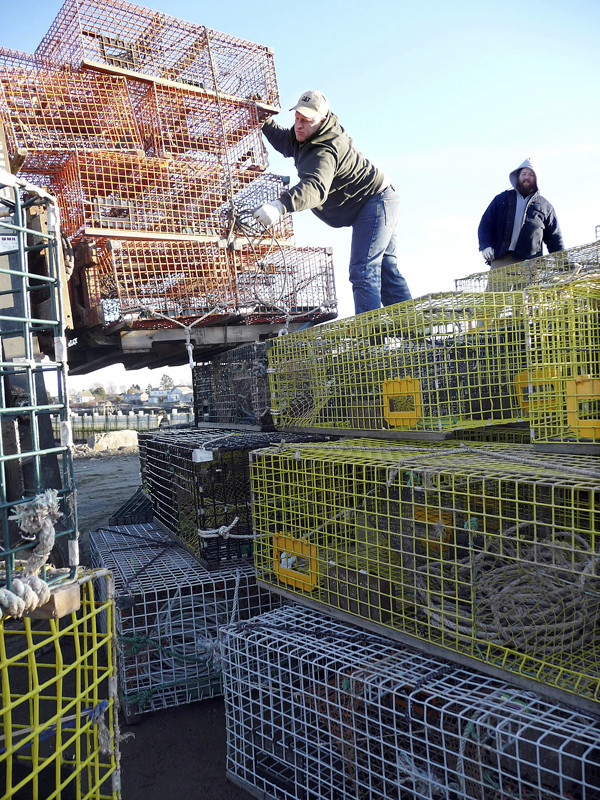 Discovery Channel to film Rockland's lobster trap tree
