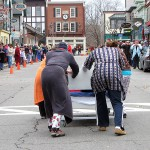 MDI pajama sale and bed races set