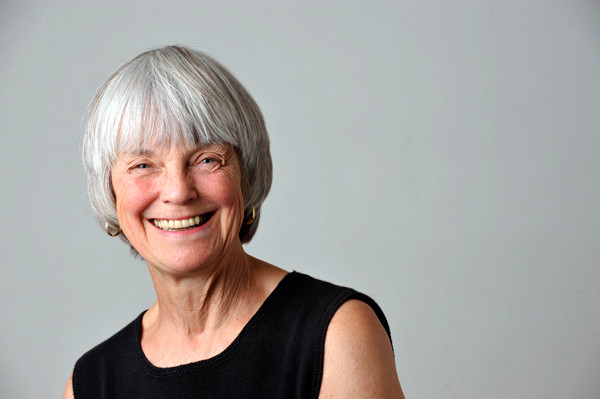 Kathryn Olmstead. Photographed in the BDN studio July 23, 2010. (Bangor Daily News/John Clarke Russ)