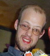 Attached is a photo of Michael Cusick (8/6/78) which was reported missing by a family member on the morning of November 25th, 2010.  He was last seen the night of November 24th.  It is unknown what he was last wearing but he may be in possession of a yellow jacket and an orange backpack.  He no longer has glasses like is shown in the photo. Any information should be called in to the Maine State Police at 1-800-432-7381.