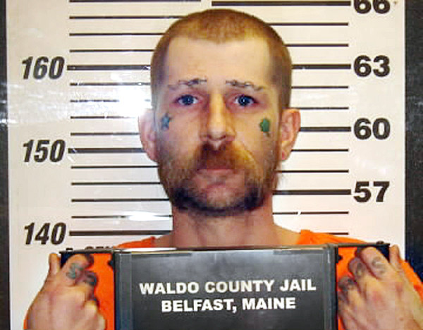 Joshua Gross. photo courtesy of the Belfast Police Department