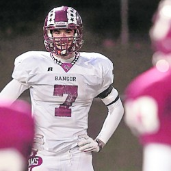"Bangor vs. Cheverus: ""Old-fashioned football"""
