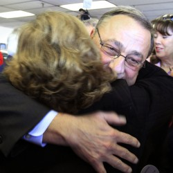 After harsh words, Gov.-elect LePage looking forward to meeting Obama