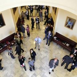 Iraqi women visit Maine Capitol