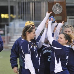Richmond holds off Van Buren to win 'D' girls soccer title