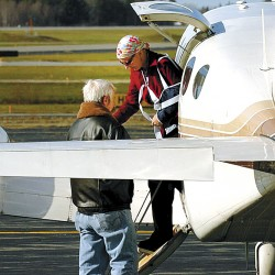 PALS to fly to the Frenchville Airport